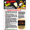 Halloween Safety Tip Sheets