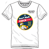 Fire Prevention Week T-Shirt Decal PDF (2016)