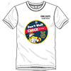 2016 Fire Prevention Week T-Shirt Decal