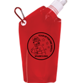 Sparky's Team Up for Fire Safety Water Bottles