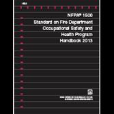2013 NFPA 1500 Handbook PDF - Current Edition