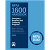 NFPA 1600 Handbook: Emergency Management and Continuity Programs, 2016 Edition