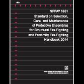 2014 NFPA 1851 Handbook PDF - Current Edition