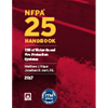 2017 NFPA 25 Handbook - Current Edition