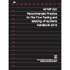 NFPA 291: Fire Flow Testing and Marking of Hydrants Handbook PDF, 2013 Edition