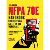 2015 NFPA 70E Handbook - Current Edition