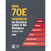 2018 NFPA 70E Handbook - Current Edition