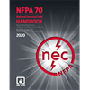 2020 NFPA 70, NEC Handbook - Current Edition
