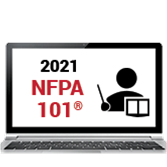 NFPA 101, Life Safety Code (2021) Essentials Live Virtual Training