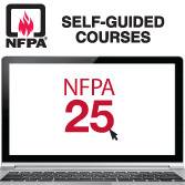 2014 NFPA 25: Self-Guided Online Courses