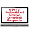NFPA 101 Focus on Residential, Detention, and Correctional Occupancies Online Training