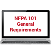 NFPA 101 Essentials: General Requirements (2018) Online Training