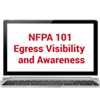 2018 NFPA 101®: Life Safety Code® Essentials: Egress Signage and Visibility Online Training