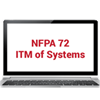 2019 NFPA 72: Inspection, Testing, and Maintenance of Fire Alarm Systems Online Training
