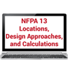 2019 NFPA 13: Fire Sprinkler Locations, Design Approaches, and Calculations Online Training
