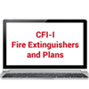 CFI-I Fire Extinguishers and Plans Online Training