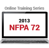 2013 NFPA 72: Online Training