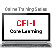 CFI-I Core Learning Online Training Series