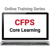 Certified Fire Protection Specialist (CFPS) Core Learning Online Training Series