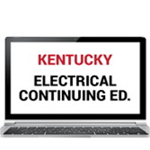 Kentucky State-Approved Electrical Continuing Education Online Training