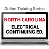 North Carolina Electrical Continuing Education Online Training