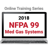 2018 NFPA 99, Medical Gas Systems: Online Training Preparation for ASSE Series 6000 Recertification