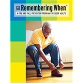 Remembering When™: A Fire and Fall Prevention Program for Older Adults Color Printout
