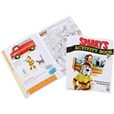 2014 Sparky's Activity Book
