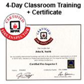 Certified Fire Inspector I Training