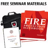 Certified Fire Protection Specialist Classroom Training