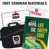 2012 NFPA 101: Life Safety Code Essentials 3-Day Seminar