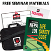 NFPA 101: Life Safety Code (2015) Essentials 3-Day Classroom Training with Optional Certificate of Educational Achievement
