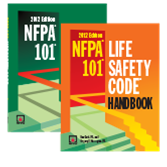 NFPA 101: Life Safety Code and Handbook Set, 2012 Edition