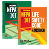 NFPA 101 and Handbook Set, 2012 Edition