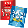 2013 NFPA 13: Installation of Sprinkler Systems and Handbook Set