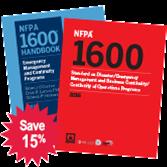 NFPA 1600 (2016) and Handbook Set