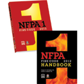 NFPA 1: Fire Code and Handbook Set, 2012 Edition