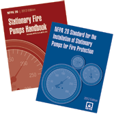 NFPA 20: Standard for the Installation of Stationary Fire Pumps for Fire Protection and Handbook Set, 2013 Edition
