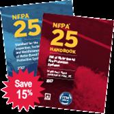 NFPA 25: Standard and Handbook Set, 2017 Edition