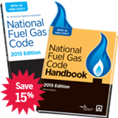 NFPA 54: National Fuel Gas Code and Handbook Set, 2015 Edition