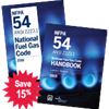 2018 NFPA 54 Code and Handbook Set - Current Edition
