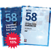 NFPA 58, Liquefied Petroleum Gas Code and Handbook Set