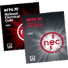 2020 NFPA 70, NEC Softbound and Handbook Set - Current Edition
