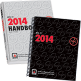 NFPA 70 2014 Spiral : National Electrical Code (NEC) Spiralbound by NFPA, 2014