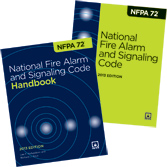NFPA 72 Code and Handbook Set, 2013 Edition