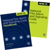 NFPA 72: National Fire Alarm and Signaling Code and Handbook Set