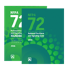 NFPA 72 and Handbook Set, 2016 Edition