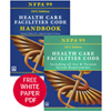 2012 NFPA 99 and Handbook Set with Free White Paper