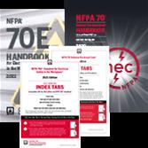NEC 2020 and NFPA 70E 2021 Handbooks Toolkit