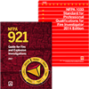 NFPA 921: Guide for Fire & Explosion Investigations and NFPA 1033: Standard for Professional Qualifications for Fire Investigator Set